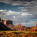 sunset in monument valley by jody9
