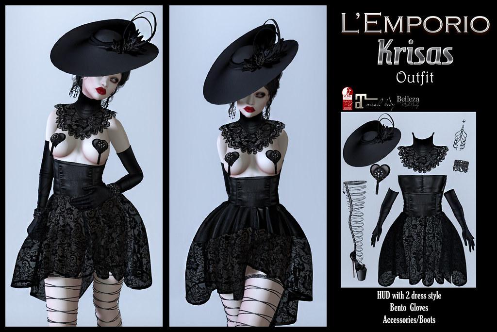 Krisas Outfit - SecondLifeHub.com