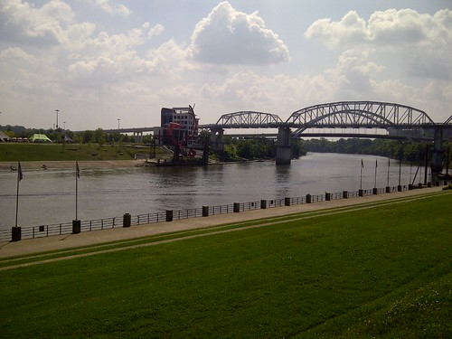 Nashville Cumberland River-20170722-05515