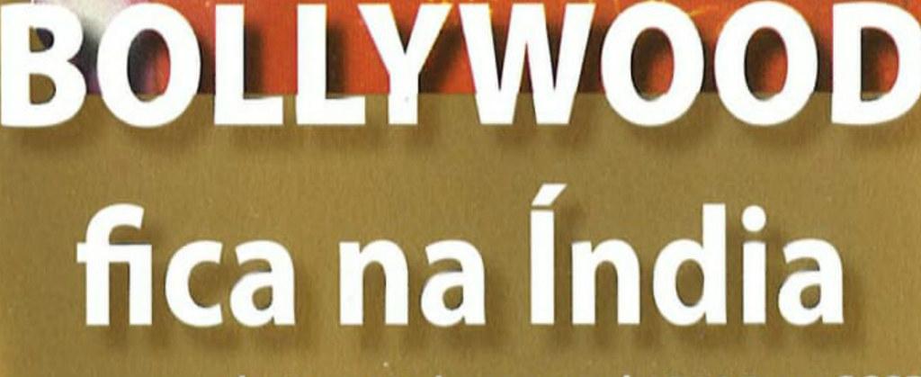 Bollywood Fica na Índia