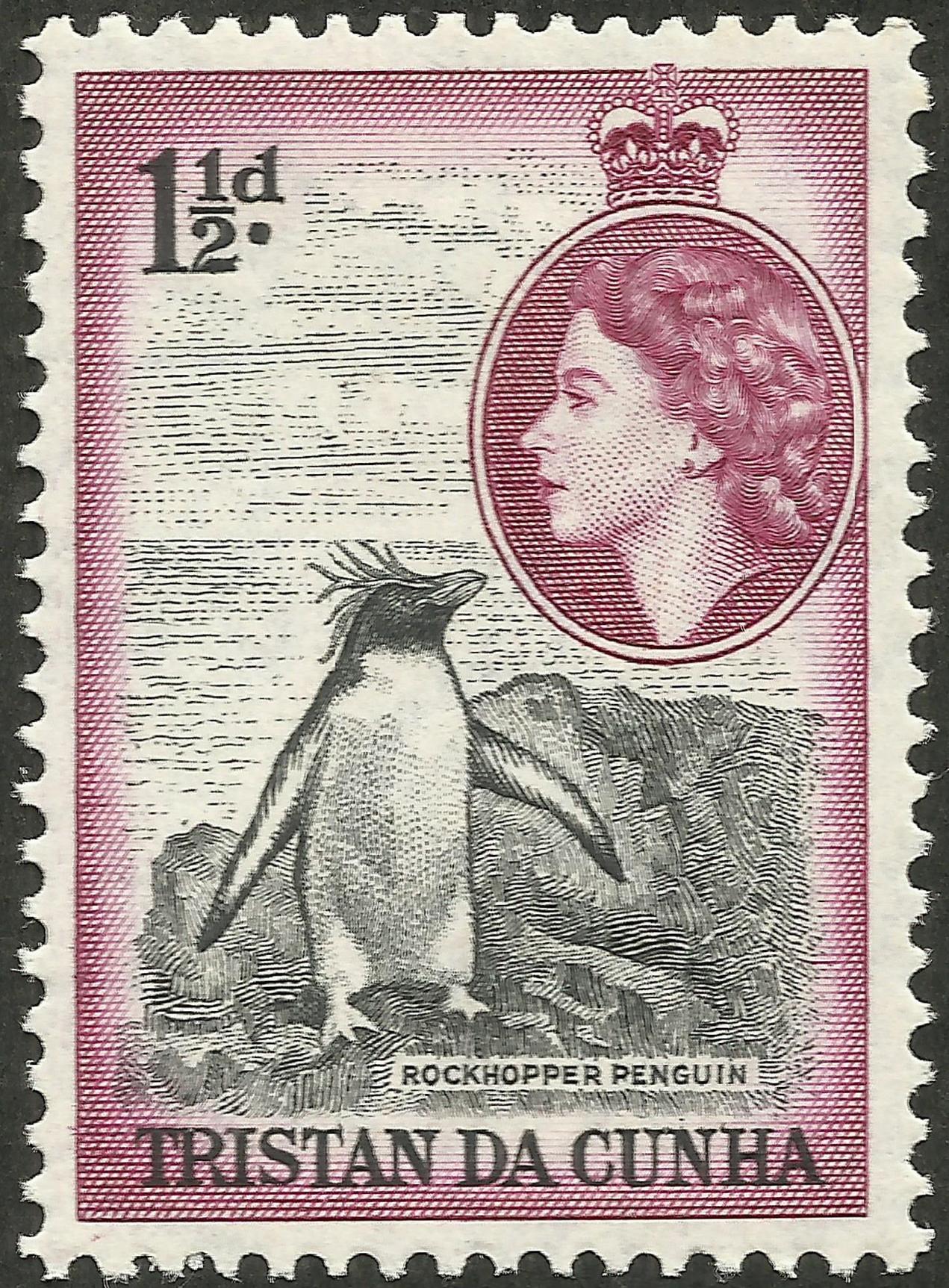 Tristan da Cunha #16 (1954)