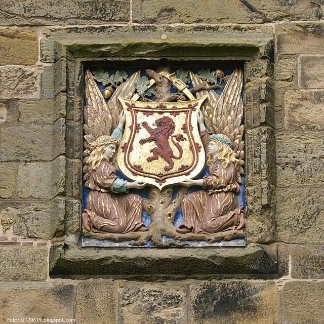 Stuart Wappen