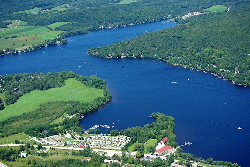 Camping Plage de la Baie et Le Lac William (4)