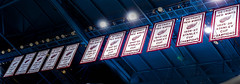 Stanley Cup Banners @ JLA