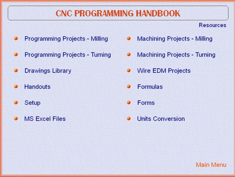 cnc programming handbook CD-ROM