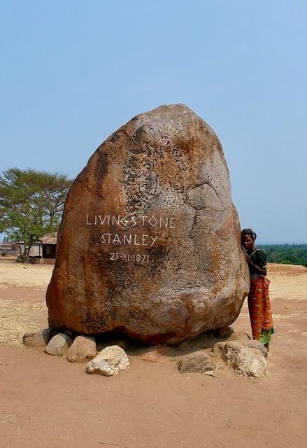Stanley met at Livingstone