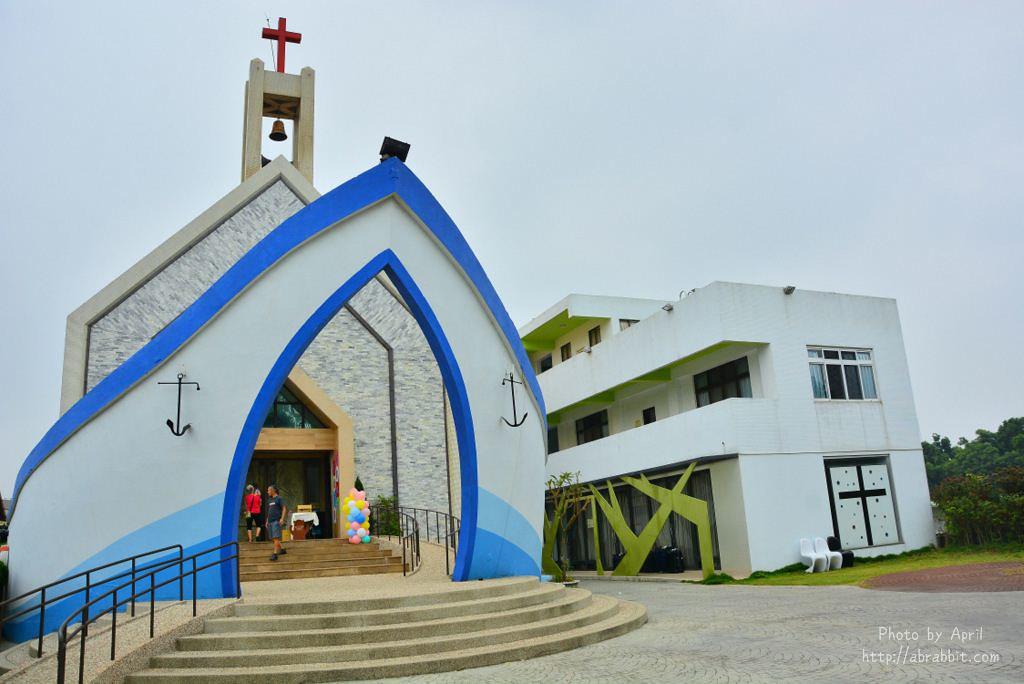 36203829986 98a58edce6 b - 台中龍井景點|磐頂教會-船型造型教會,諾亞方舟來啦!