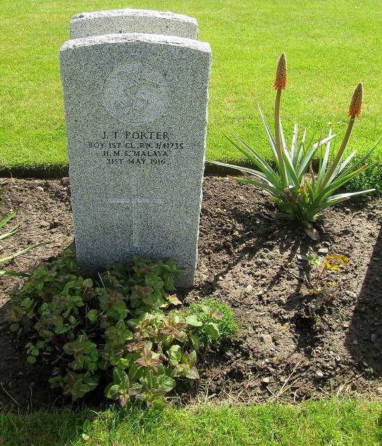 Boy 1st Class, Lyness War Cemetery