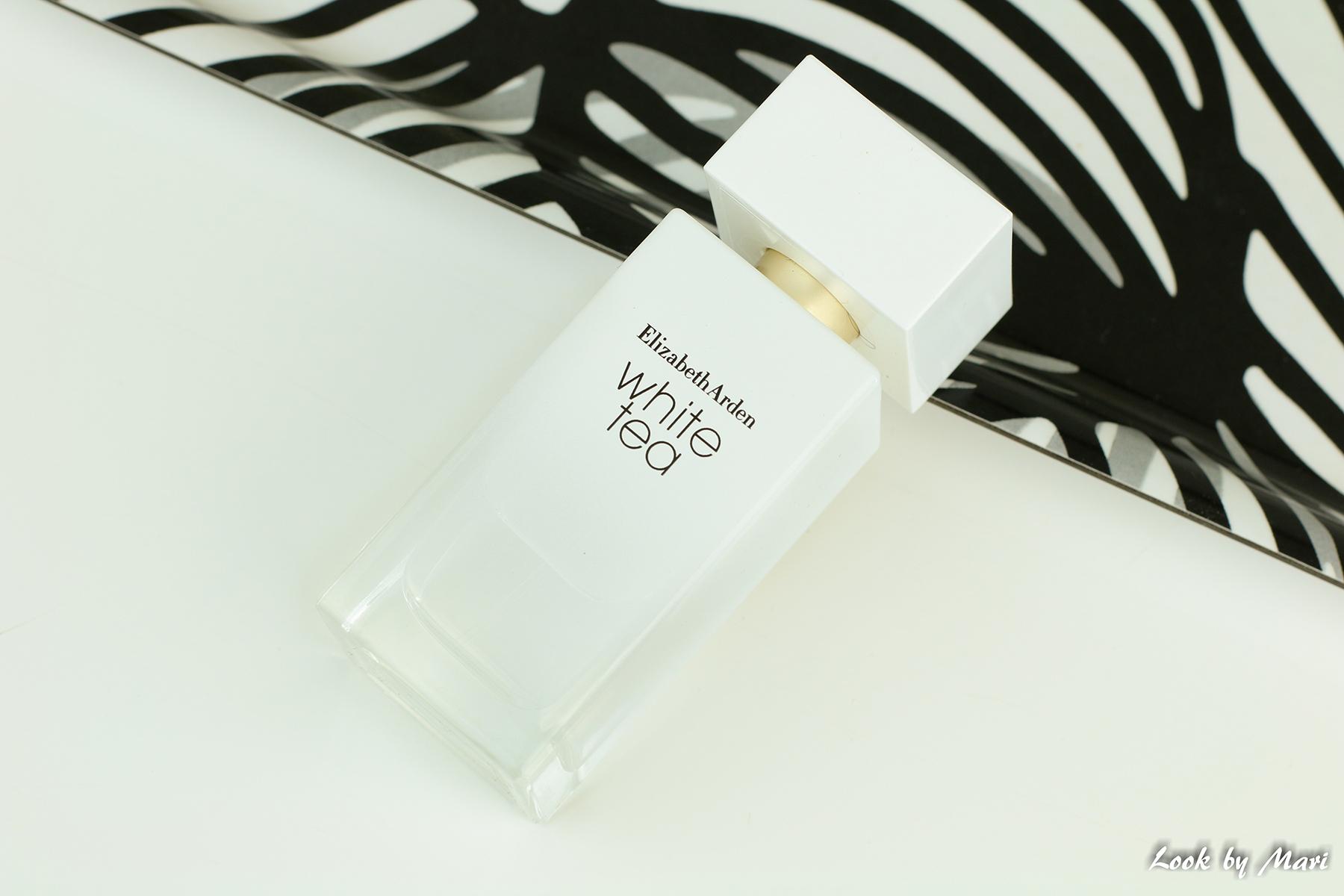 8 elizabeth arden white tea perfume  review kokemuksia hajuvesi