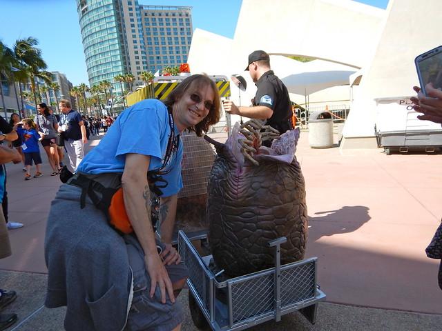 San Diego Comic-con, Nikon COOLPIX AW130