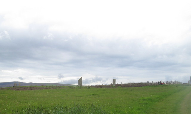 Ring of Brodgar From Path 2