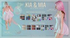 .Olive. the Kia & Mia Hair Gacha @ Epiphany