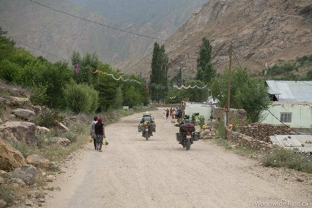Tajik Pamir-99