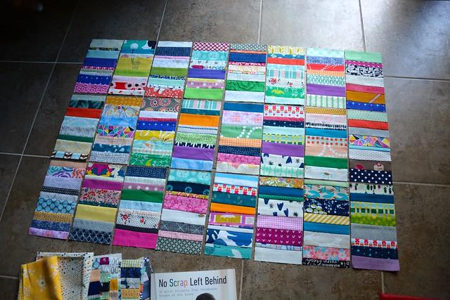 WIP: June quilt