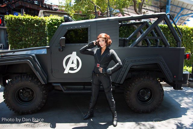 Heroic Encounter: Black Widow