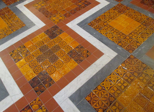 St Magnus Cathedral Floor