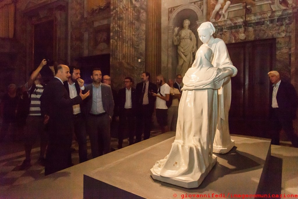San leone e la visitazione un connubio perfetto gioiello for Chiesa di san leone pistoia