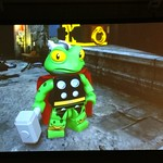 LEGO Marvel Super Heroes 2 SDCC 2017 Throg