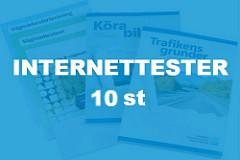 10 tester