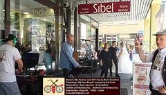 Monnem Bike - Pop-Up-Music-Store 4 Karl.  200 years Bicycle