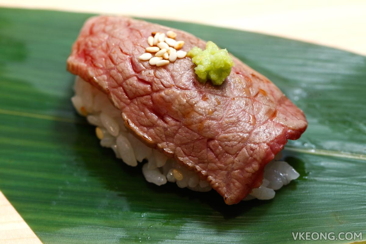 Shin Nihon Aburi Nigiri Sushi