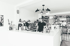 Jeff On The Road - Montreal - Coffee - Baristello & cie