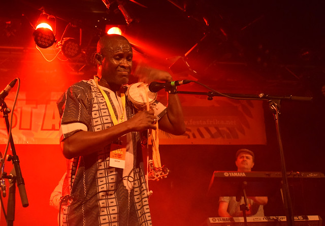 FEST AFRIKA 2017 Saturday / Klubi