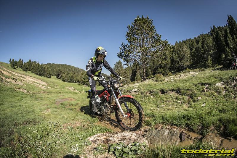 Excursión Montesa 4Ride