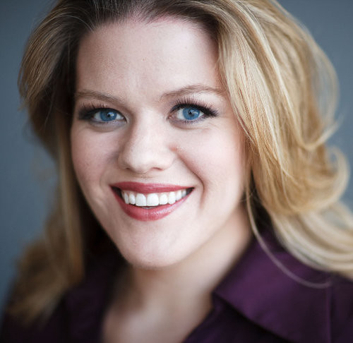 Metropolitan Opera Soprano Wendy Bryn Harmer