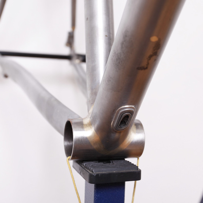 Mudman Disk Frame Made from EQUILIBRIUM CYCLE WORKS