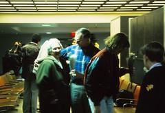 Arizona   -   Tucson   -   Tucson International Airport   -   Oma, John, Jessica & Jeb   -   13 December 1990