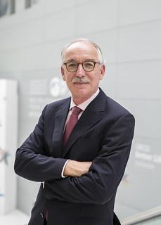 Martin Hanz, Ambassador of Germany to the OECD..