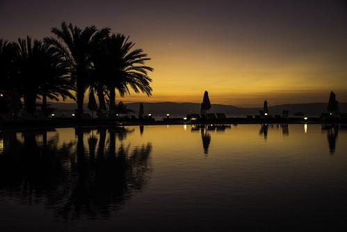 paracas sunset océanopacífico pacificocean sky perú peru nikond7200 d7200 nikor lahaciendabahiaparacas hotel swimmingpool