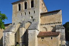 Agonac (Dordogne), Ste Marie - Photo of Ligueux