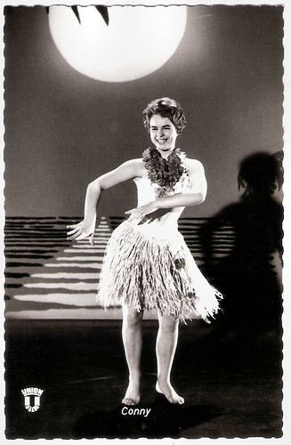 Conny Froboess in Hula-Hopp, Conny (1959)