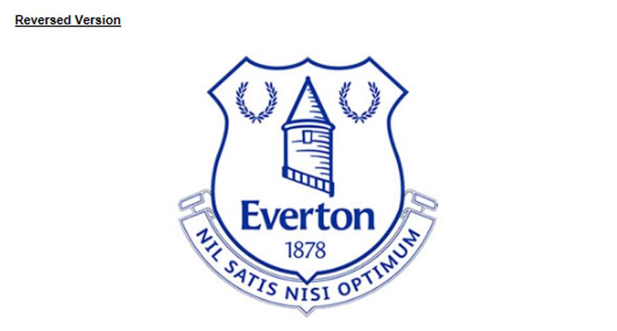 image everton crest article