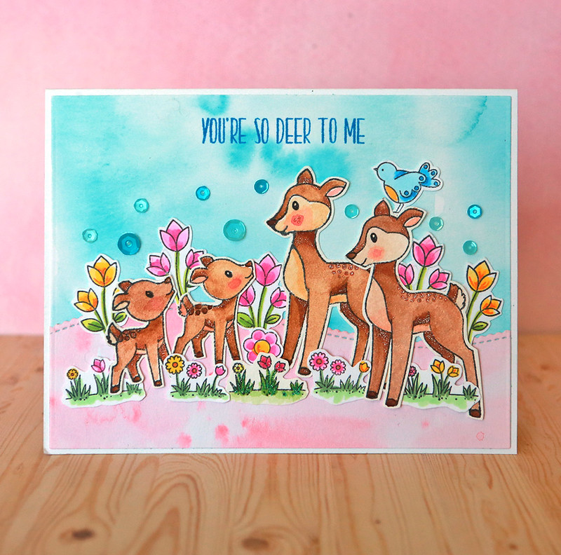 You're So Deer to Me