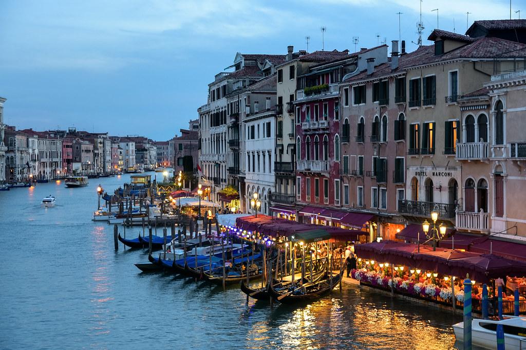 Venezia: Grand Canal