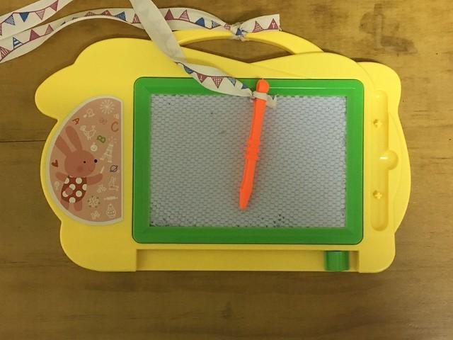 小型磁鐵畫板@大創嬰幼兒用品