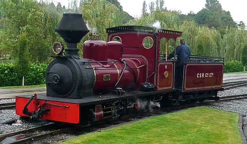 CSR Co. Ltd. No 11 'FIJI' 0-6-0 at the 'Statfold Barn Railway' on 'Dennis Basford's railsroadsrunways.blogspot.co.uk