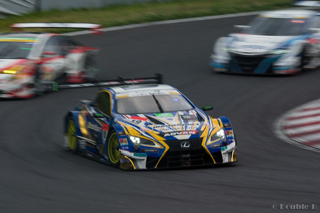SUPER GT Official Test at Suzuka Circuit 2017.7.1 (103)