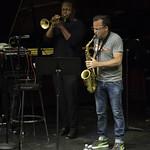 July 1, 2017 - 2:01pm - Ambrose Akinmusire Quartet @ Moss Theater 6.14.17  Images ©2017 Bob Barry
