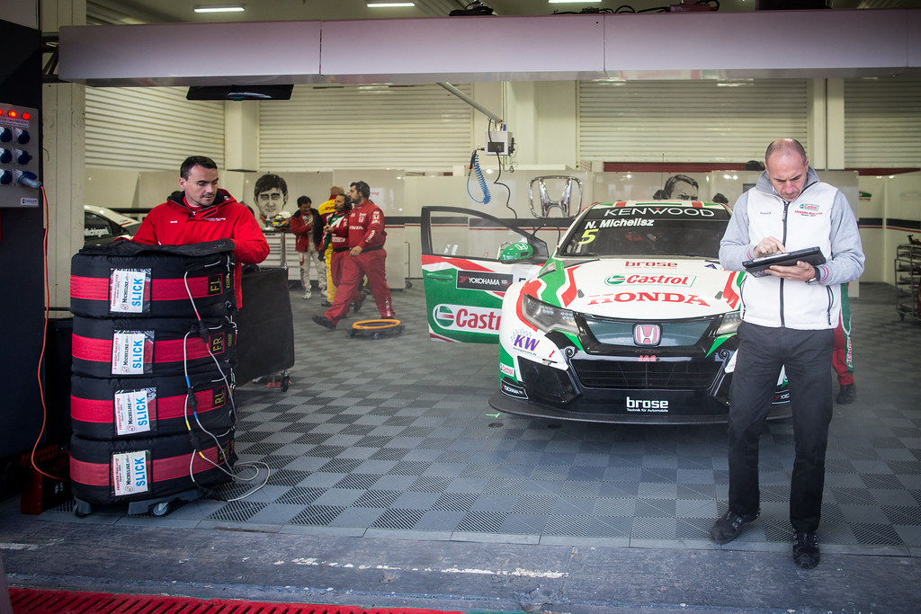 MICHELISZ Norbert (hun) Honda Civic team Castrol Honda WTC ambiance portrait during the 2017 FIA WTCC World Touring Car Race of Argentina at Termas de Rio Hondo, Argentina on july 14 to 16 - Photo Alexandre Guillaumot / DPPI