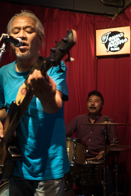 T.G.I.F. Blues Session at Terraplane, Tokyo, 14 Jul 2017 -00018