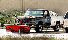 GMC Plow Truck