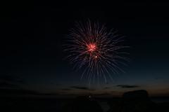 Feu d'artifice du 14 juillet...Fireworks .