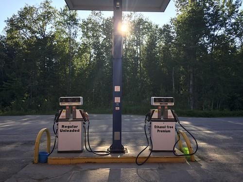 unleaded helmer ethanolfree gaspump