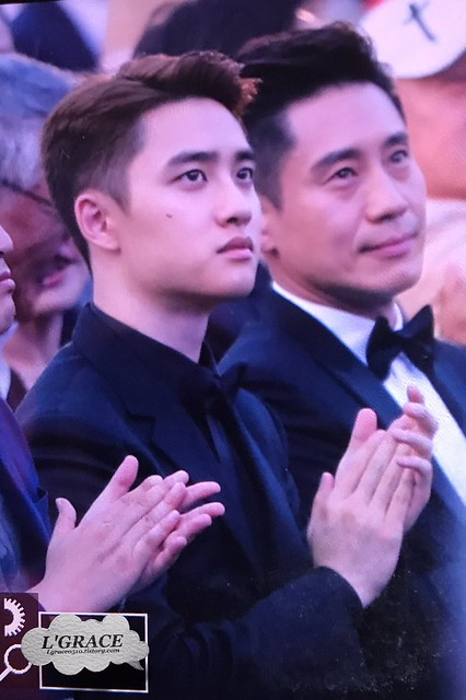 170713 D.O at Bucheon International Fantastic Film Festival
