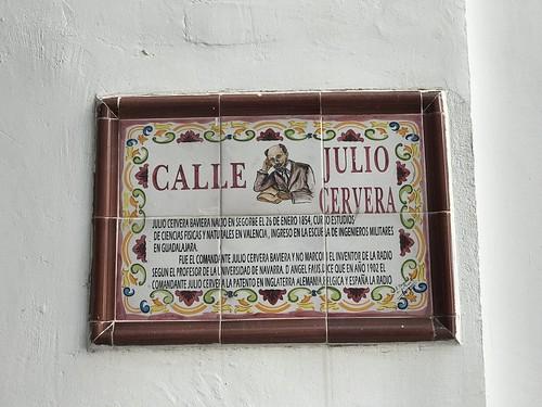 Calle Julio Cervera