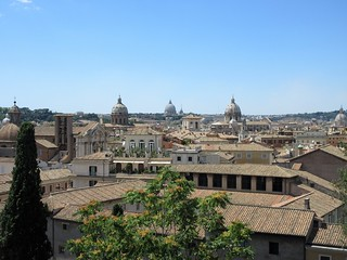 Rome_Italy_Capitoline Museum_View of St Peter's_3946
